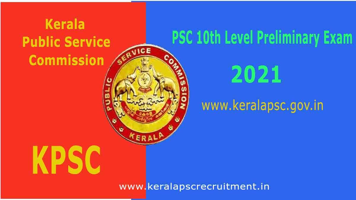 10th Level Preliminary Exam